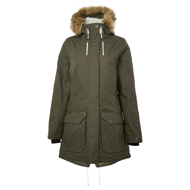 North Bend Sandy Parka W