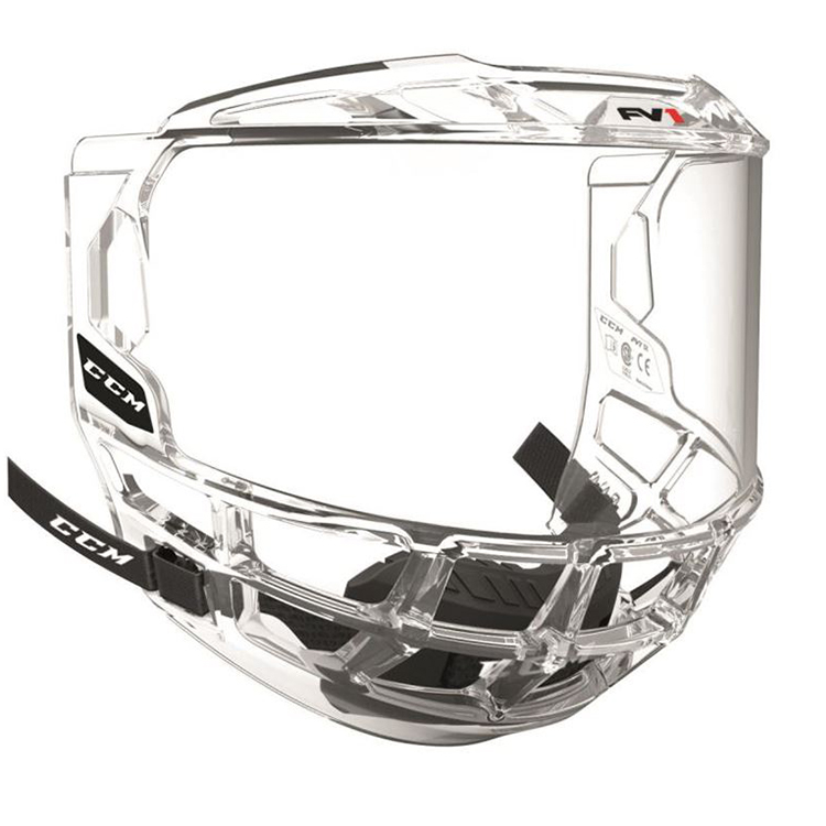 CCM FV1 Full Visor Jr