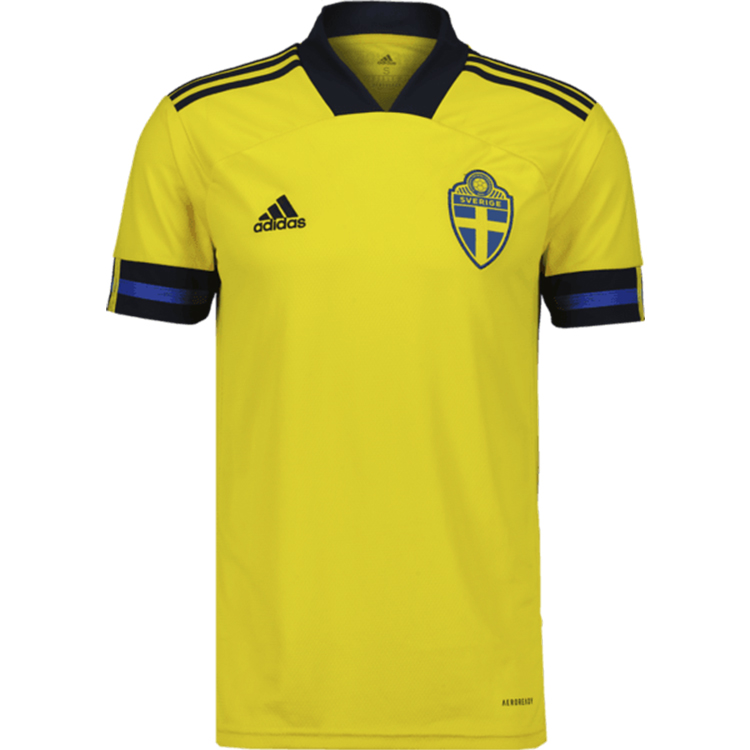 Sverige Adidas SVFF Home JSY Junior