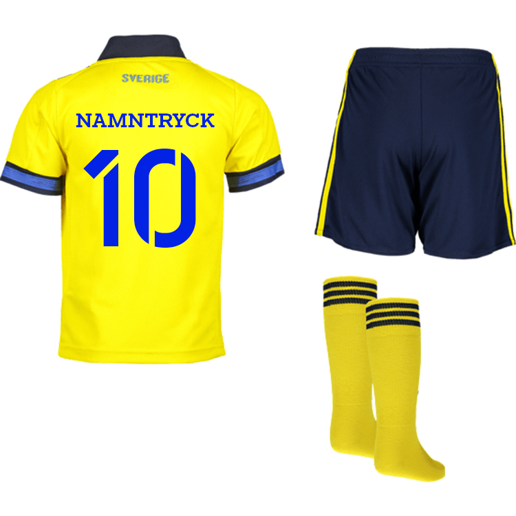 Sverige Adidas Mini Kit