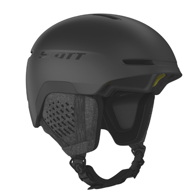 Scott Helmet Track Plus Svart