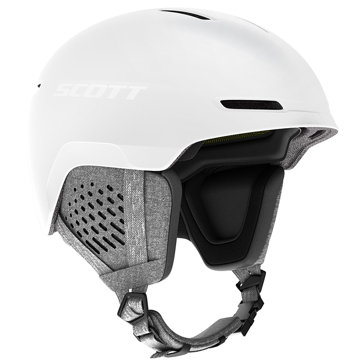 Scott Helmet Track Plus Vit