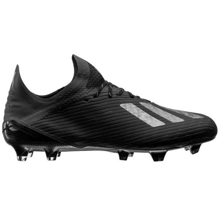 Adidas X 19.1 FG/AG Svart/Vit