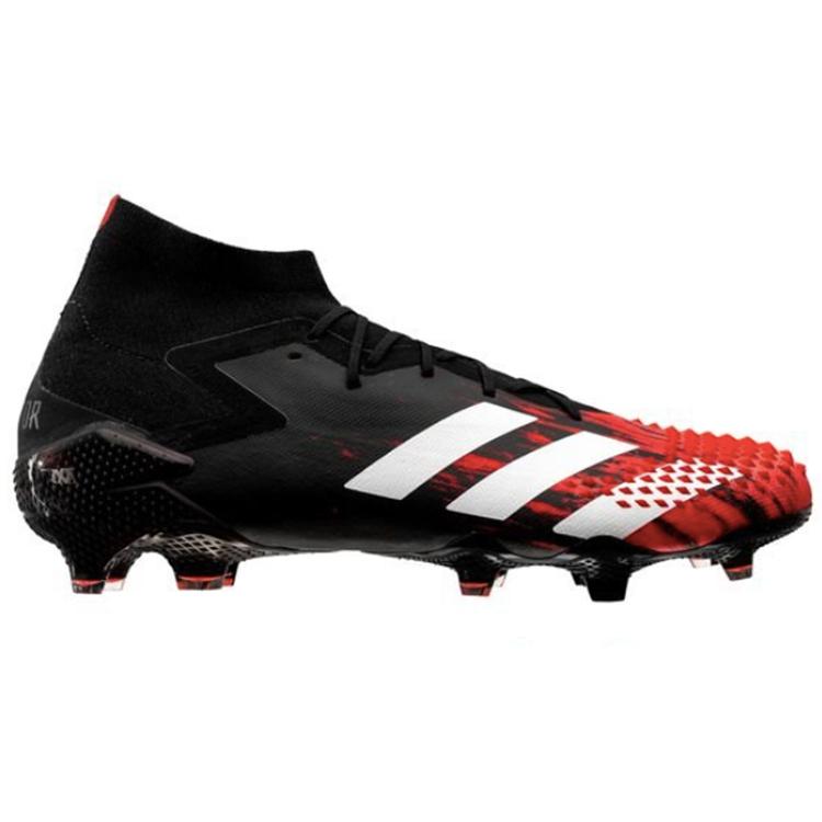 Adidas Predator 20.1 FG/AG Svart/Röd