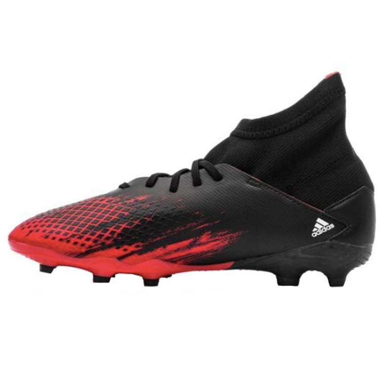 Adidas Predator 20.3 FG/AG Junior Svart/Röd