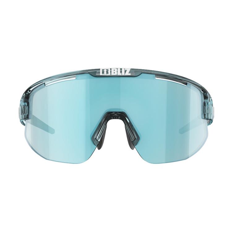 Bliz Matrix Transparent Blå