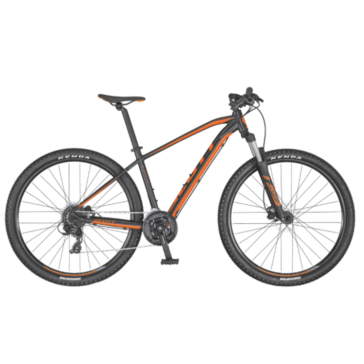 Scott Aspect 960 Svart/Orange