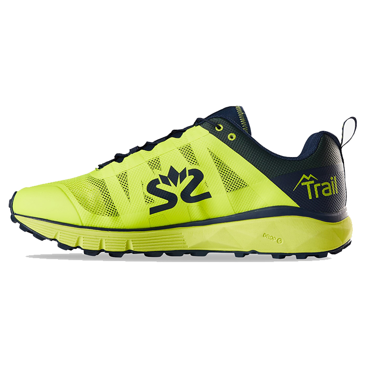 Salming Trail 6 M Gul/Navy