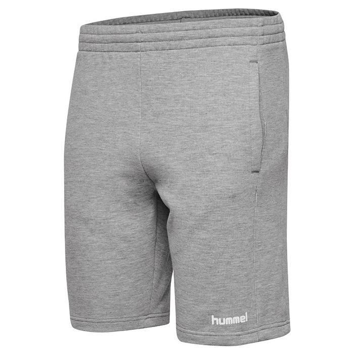 Hummel Logo Shorts