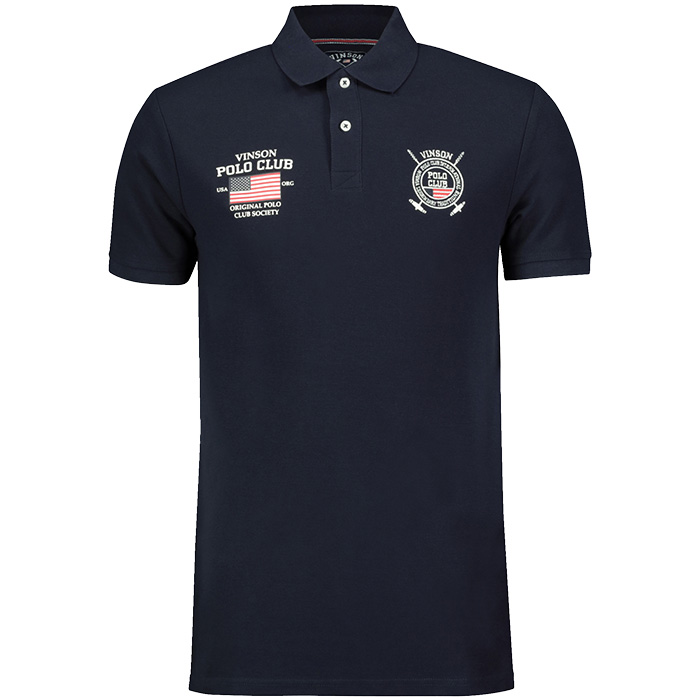 Vinson Polo Club Gently M