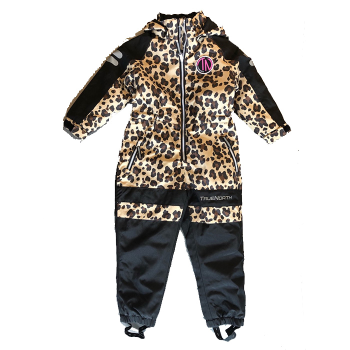 True North Overall Leopard Junior
