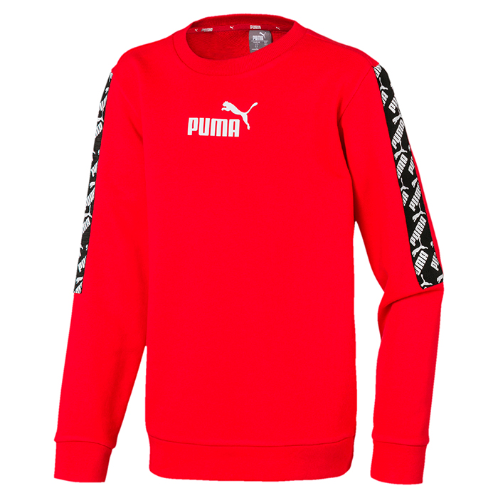Puma Amplified Crew  JR