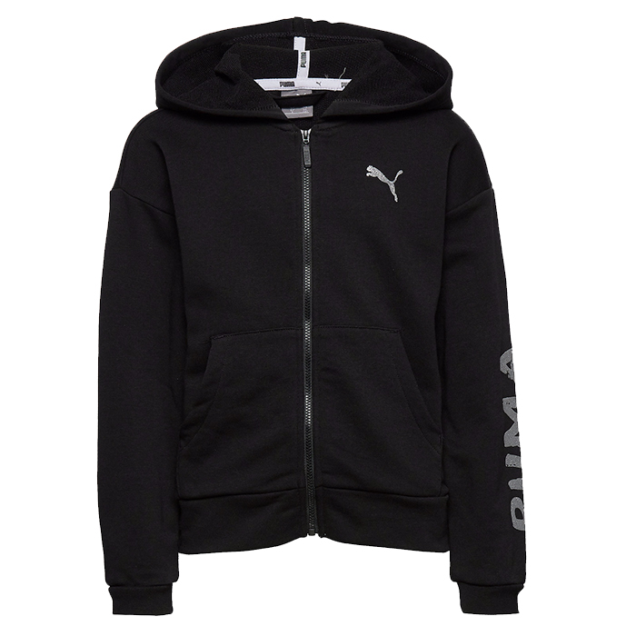 Puma Alpha Sweat Jacket Junior