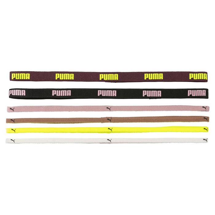 Puma Hårband - Sportbands 6-pack