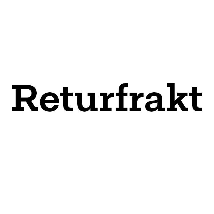 Returfrakt