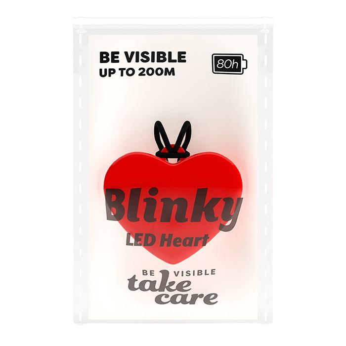 Blinky LED Heart