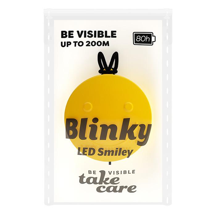 Blinky LED Smiley
