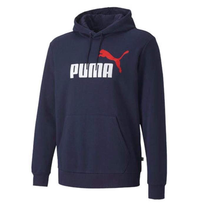 Puma Ess 2 Col Hoody Fl Big Logo M