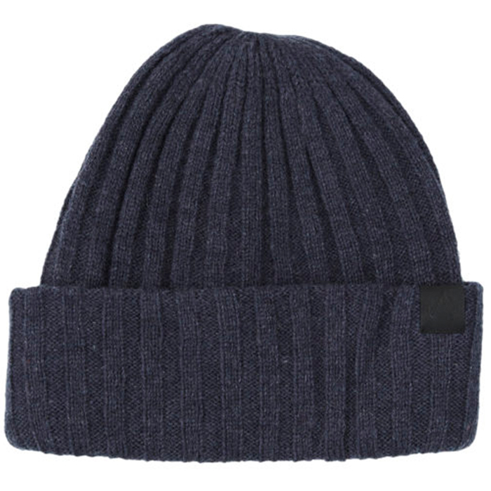 North Bend Wool Beanie Sr Blue
