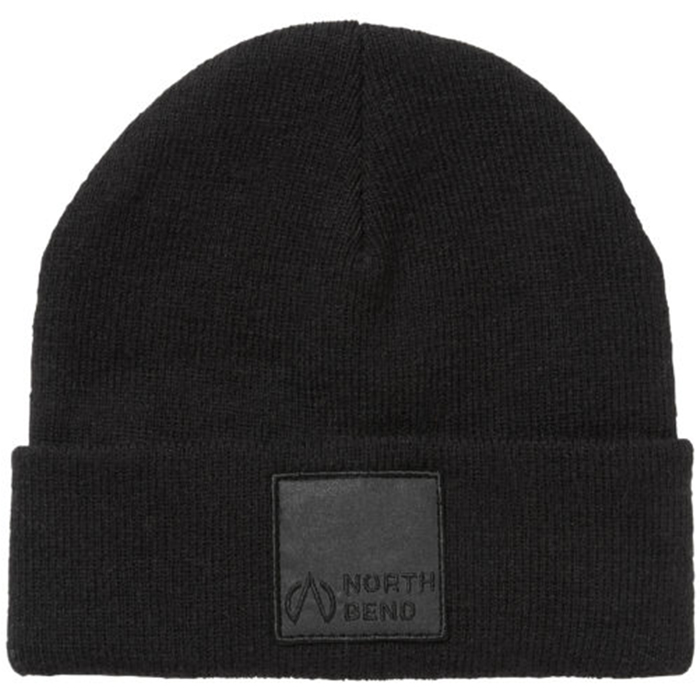 North Bend Perfect Beanie JR Svart