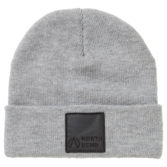 North Bend Perfect Beanie JR Grå