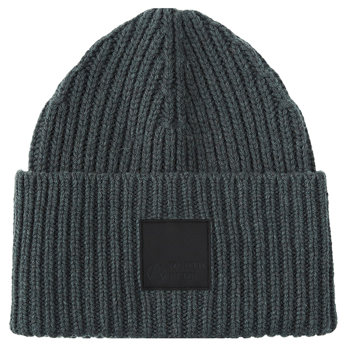North Bend Chunk Beanie JR Green