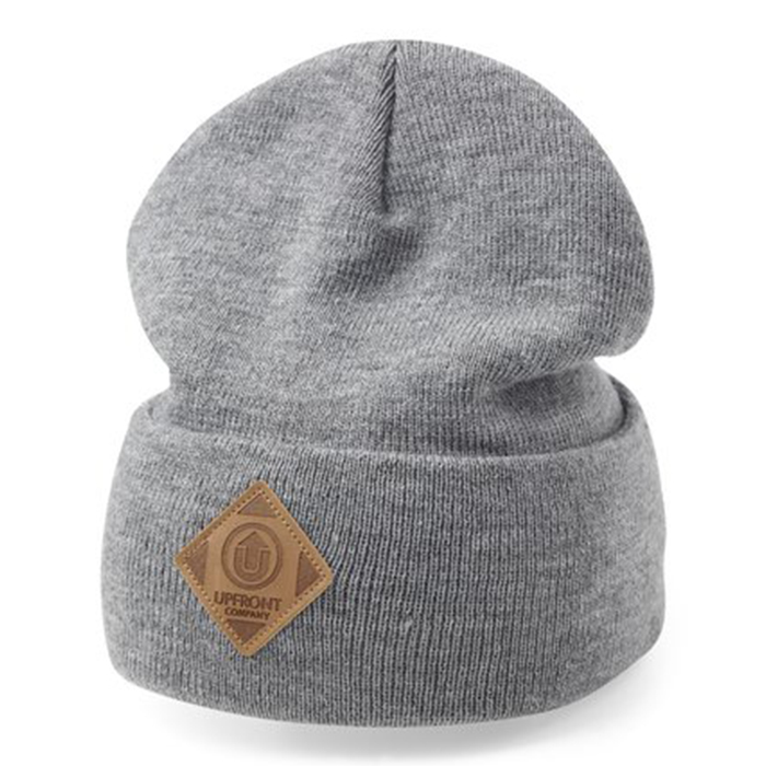 Upfront Official Youth Beanie JR Grey