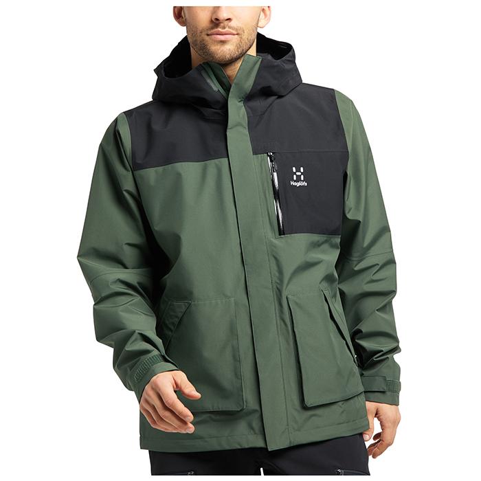 Haglöfs Vide Gtx Jacket Grön M