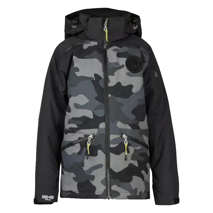 8848 Altitude Camo Ashton Jr Jacket