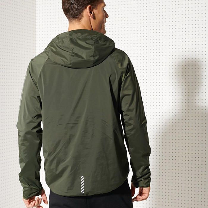 Superdry Training Packable Shell Jacket M