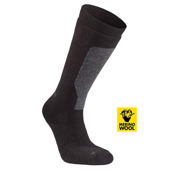 Seger Alpine Plus Protection Ski Sock Sr