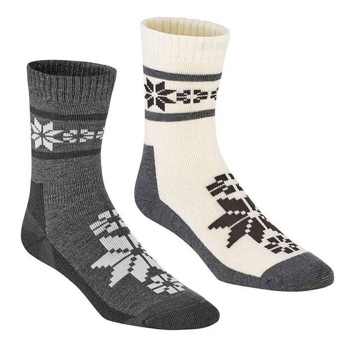 Kari Traa Rusa Wool Sock 2-Pack W