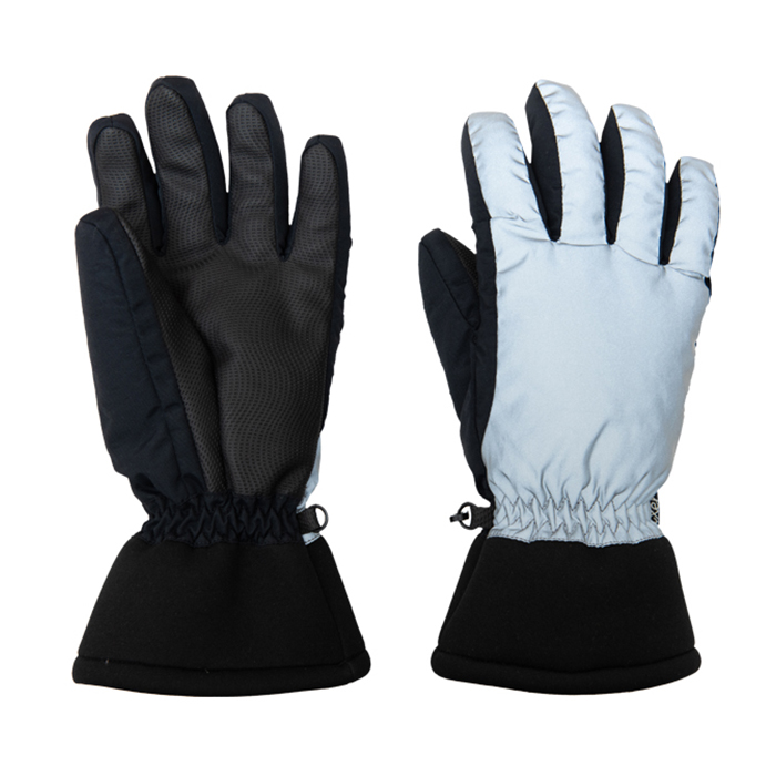 Tuxer Lenny Gloves Reflect-Silver JR