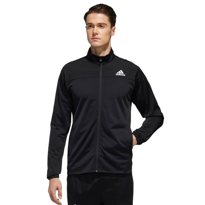 Adidas 3 Stripes Knit Jacket