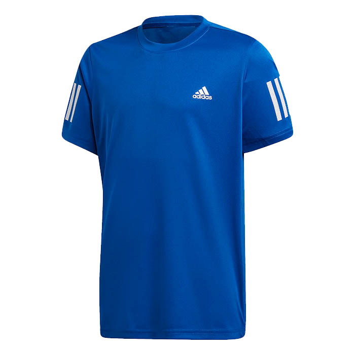 Adidas Club 3 Stripes Tee JR