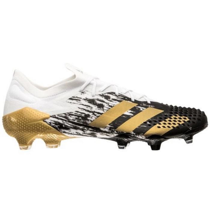 Adidas Predator Mutator 20.1 L FG Vit/Guld