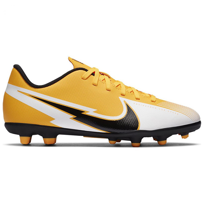 Nike JR Vapor 13 Club FG/MG Gul