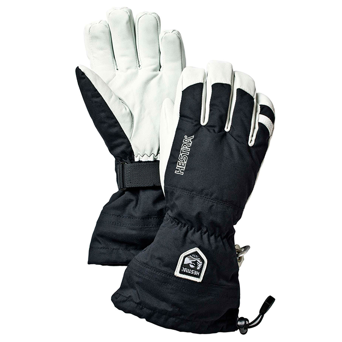 Hestra Army Leather Heli Ski – 5 Finger