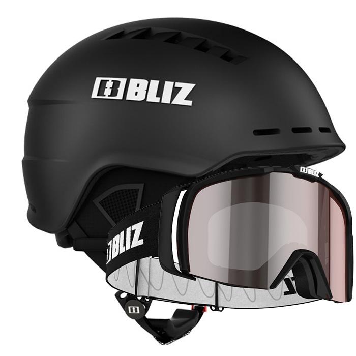 Bliz Head Cover MIPS And Nova Goggle