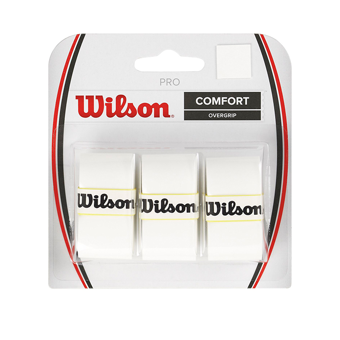 Wilson Pro Overgrip 3-pack