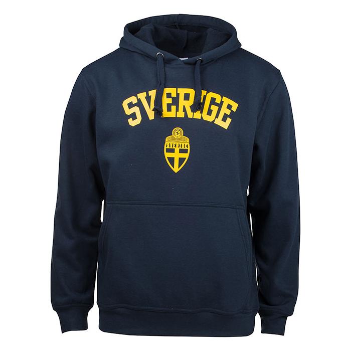 Sverige Hoodie Navy Sr
