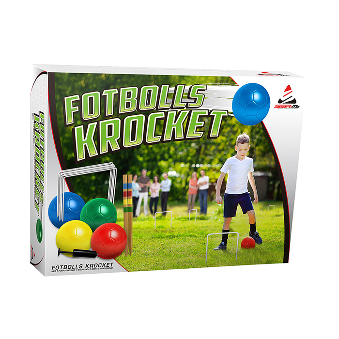 Sportme Fotbollskrocket