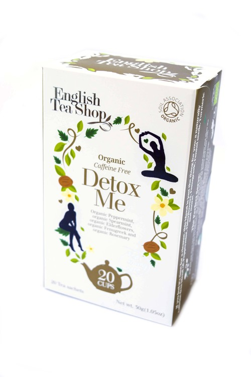 Detox Me - English Tea Shop