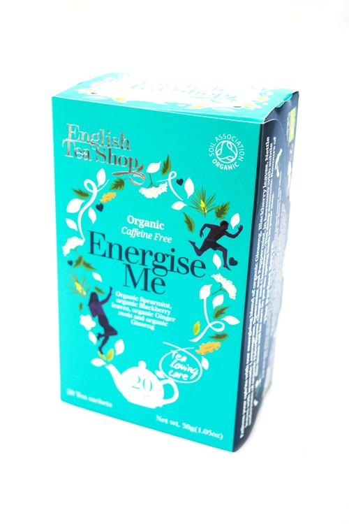 Energise Me - English Tea Shop