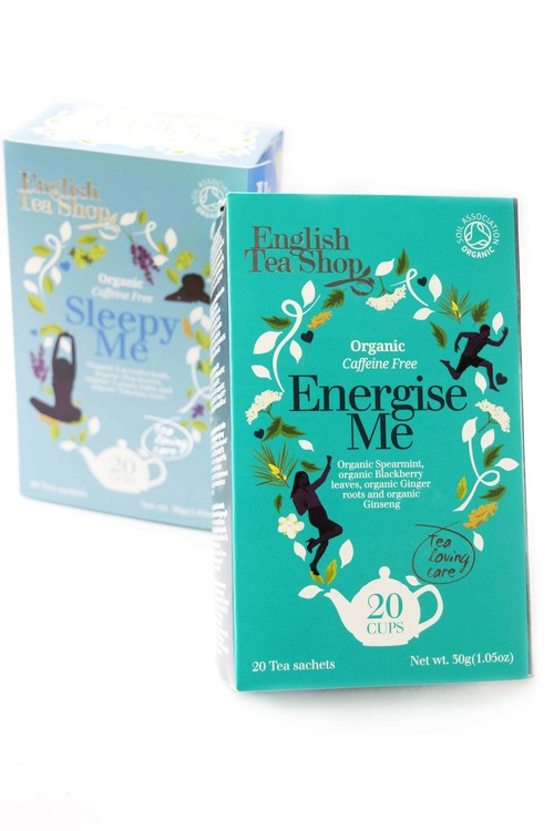 Sleepy Me, Energize Me, 2 pack