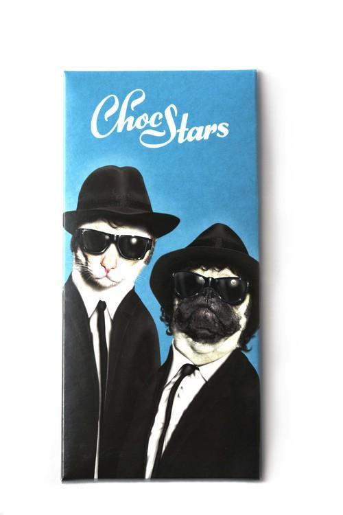 ChocStars Blues Brothers