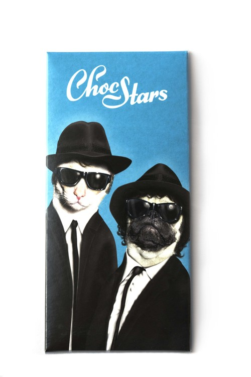 ChocStars Blues Brothers