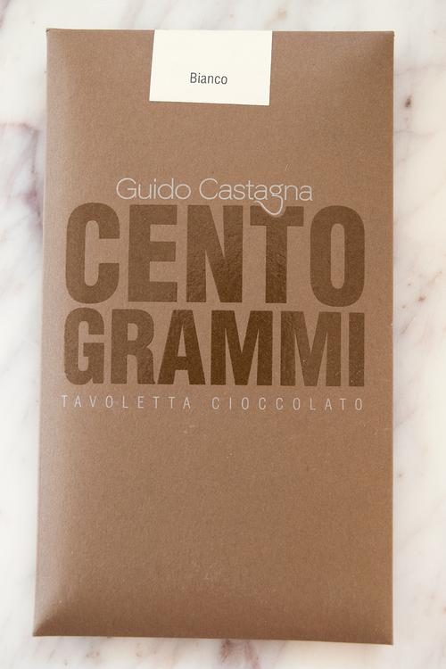 Vit choklad - Cento Grammi