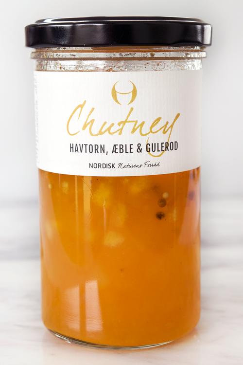 Chutney - havtorn & morot