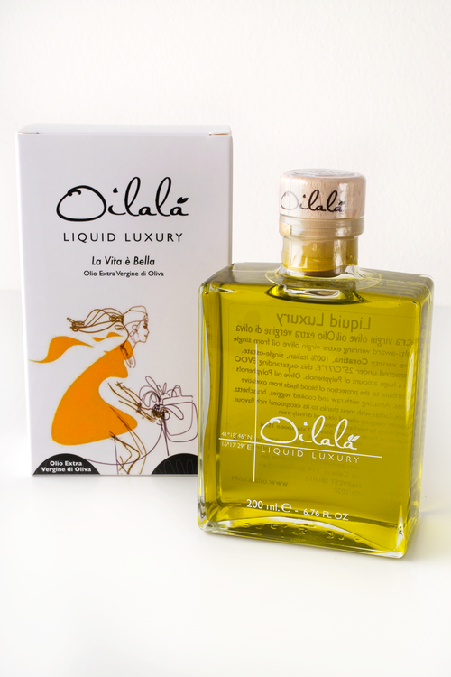 Olivolja Liquid Luxury 200 ml